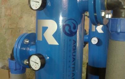 Mechanická filtrácia Rosedale